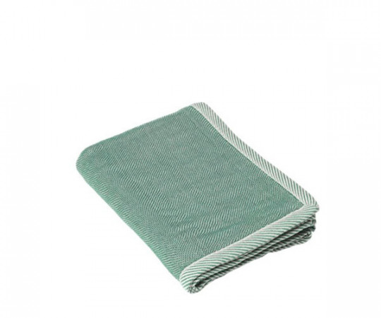 Muuto Ripple Plaid - Green