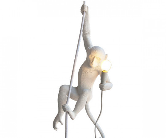 Seletti Monkey lamp - With Rope