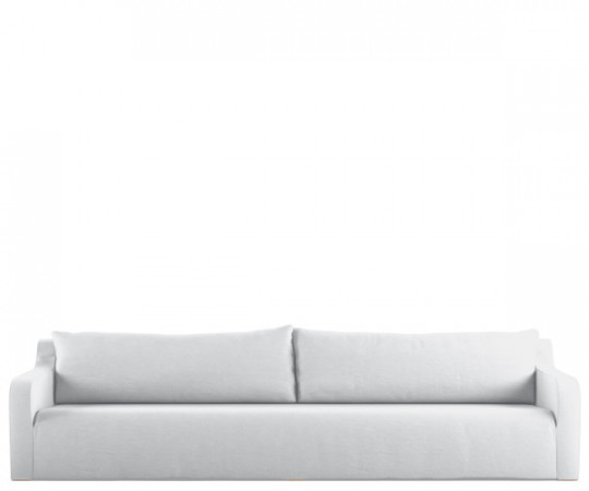 tine k home soft xl sofa ica white