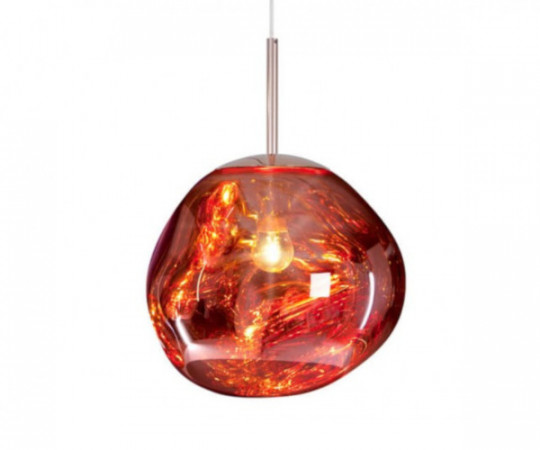 tom dixon mini melt led copper