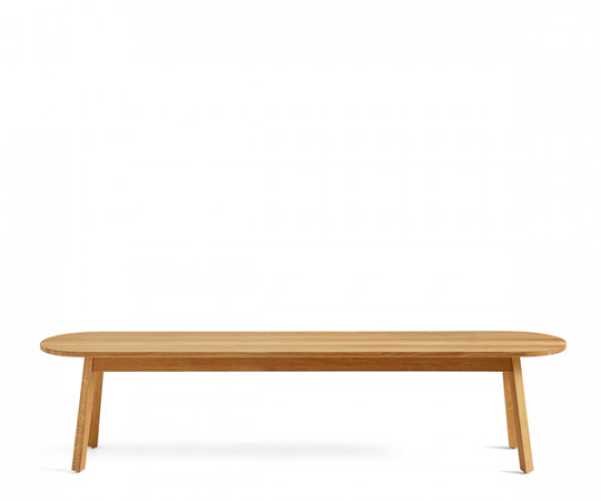 Hay Triangle Bench - 200cm - Olieret Eg