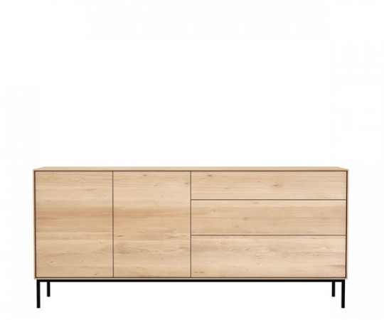 Ethnicraft Oak Whitebird Sideboard
